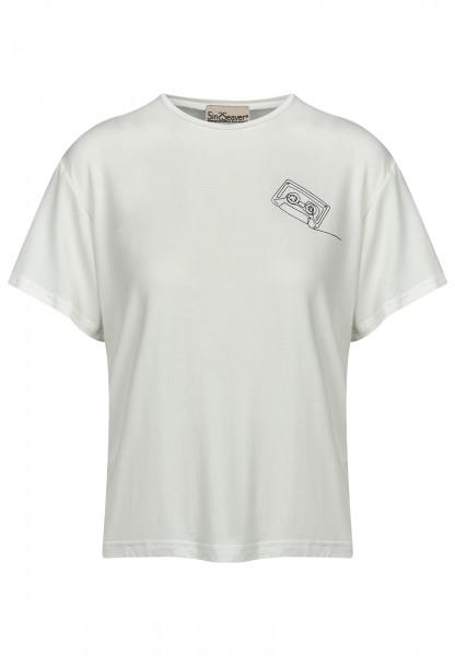 T-Shirt Tencel Love Music